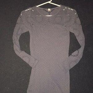 Spandex bodycon dress